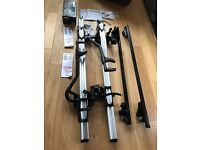 Thule 591 Protide X2 & 757 Rapid System with Roof Bars