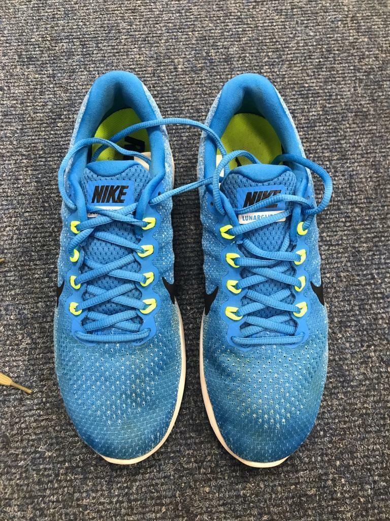 pretty nice 7848d 2a9b3 Nike lunarglide running trainers size 11 uk | in Tyldesley, Manchester |  Gumtree