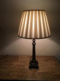 1 silk table light