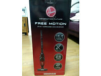 NEW HOOVER Free Motion Cordless Vacuum Cleaner