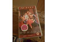 Friends - Season 5, Episodes 9-12 VHS Tape