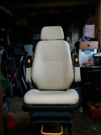 Captains leather chair
