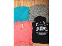 Unused clothes