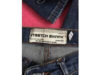 Men's skinny jeans size waist 32 leg 32