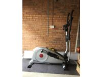 Brand new cross trainer, rower and trampoline for sale