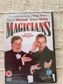 Magicians dvd. New