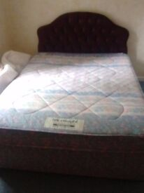 Silentnight Double Bed