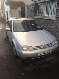 Volkswagen Golf 1.9tdi mark 4 1998