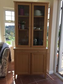Kitchen or office unit - solid wood