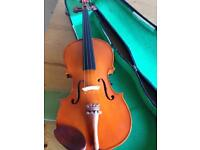 stentor violin full size with hard case