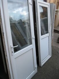 UPVC Front & Back Doors *COME DOWN WITH YOUR MEASUREMENTS* (Pictures May Not Be Up To Date)