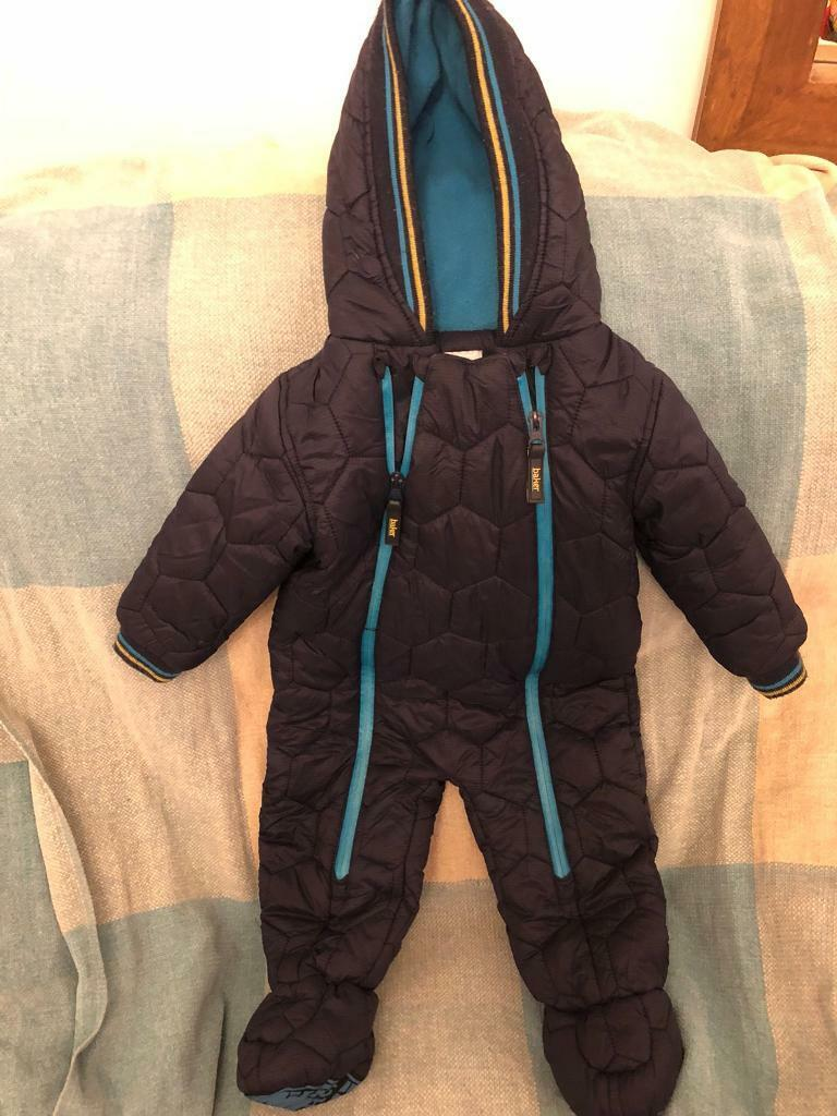 Ted Baker Snowsuit 6 - 9 months