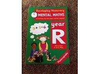 Developing Mental Maths YR