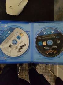PS4 Batman Return To Arham RemasteredHD.