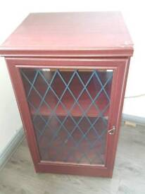 Mahogany cabinet/ cupboard for sale