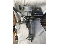 Outboard British Seagull 40 featherweight