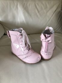 Pretty Originals Pink Boots