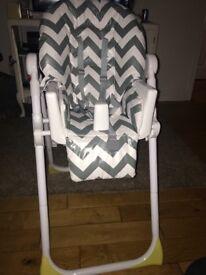 Selling a billie frairs high chair