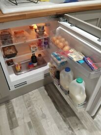 Currys Integrated fridge and freezer units