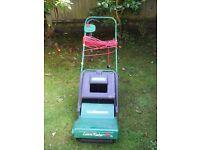 Electric Qualcast Lawn Raker