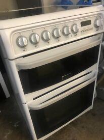 CANNON 60cm Electric Ceramic cooker