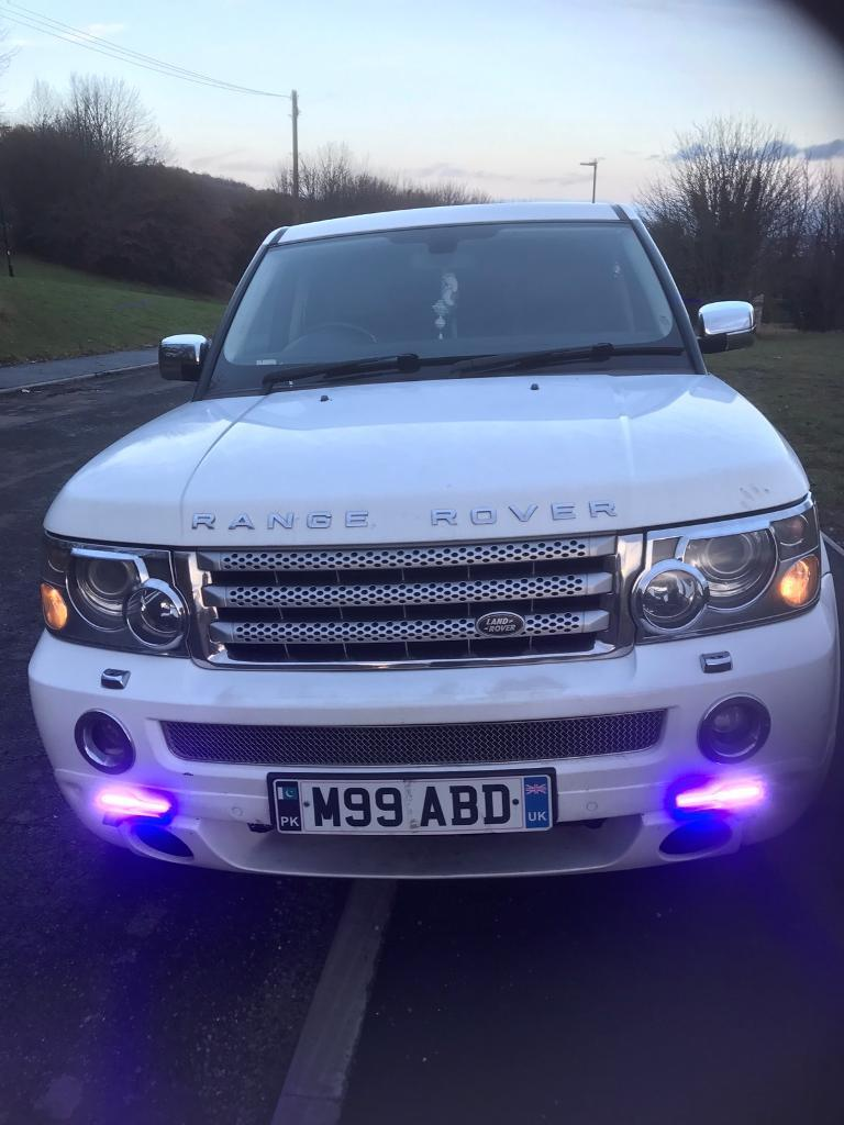 New Year Quick Sale Range Rover Sport 2.7TD