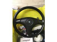 Mazda mx5 steering wheel