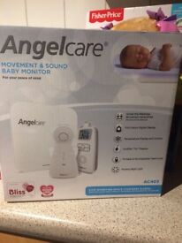 Angelcare baby monitor AC403