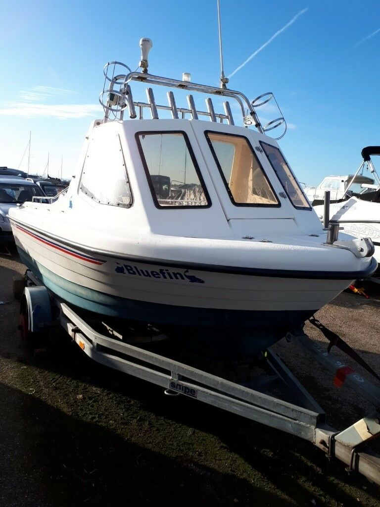 Warrior 165 mk2 fast fishing boat with 50hp | in Southampton, Hampshire |  Gumtree