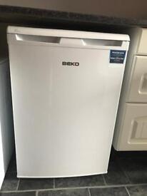 Beko undercounter fridge and frost free freezer
