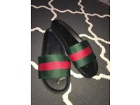 Gucci Style slides