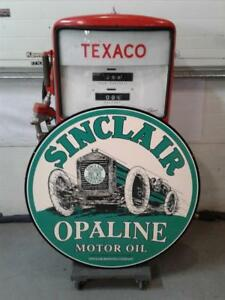 CLASSIC OLD TIME GASOLINE SIGNS