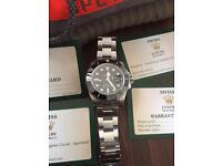Stunning Rolex watches with warranty