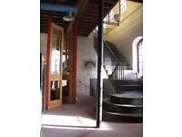 BS1: unique historic warehouse offices/studio space