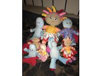 In the night garden toys and talking upsy daisy