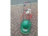 Qualcast electric mower, Can Deliver!