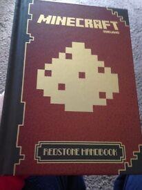 Minecraft redstone handbook brand new