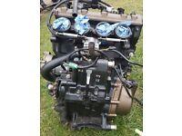 ZX10R 2005 Engine