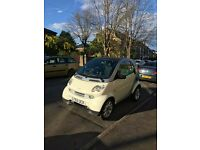 2002 Smart City Coupe 450 RHD Pulse Soft Tip