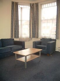 Newly refurbished... spacious, well proportioned two double bedroom apartment.