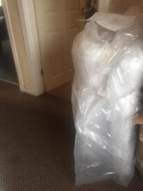 Brand new still in wrapping single memory foam mattress