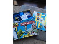 Toy story junior scrabble