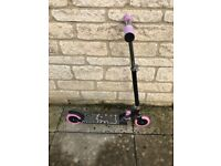 Hello Kitty scooter. Local delivery available.