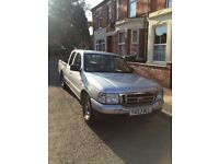 Ford Ranger - 53 plate - crew cab - low mileage - well looked after