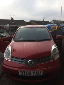 Nissan Note 1.6 Tekna Only 58,000!!!