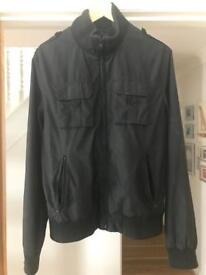 Ted Baker black bomber type jacket