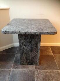 Stunning brand new granite table