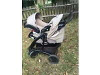 Graco travel system pushchair