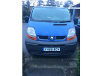 2 Renault Trafic Quick Sell