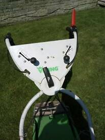 Viking 755 ks petrol mower bargain